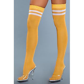 Going Pro Stockings - Yellow