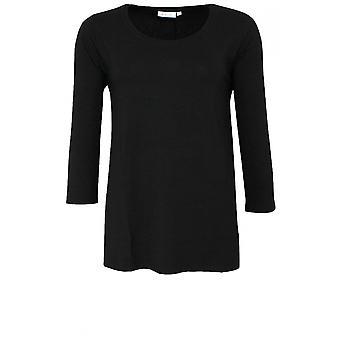 Masai Vêtements Cilla Black Jersey Top