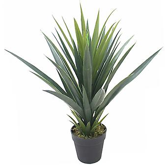 60cm Artificial Agave Succulent Yukka Style Green Plant