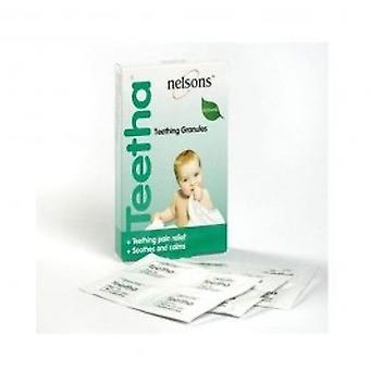 Nelsons - Teetha Teething Granules 24 sachet