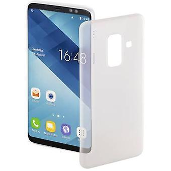 Hama Ultra Slim Tylna pokrywa Samsung Galaxy A6 Plus (2018) Biały