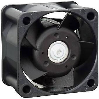 EBM Papst 412J Axiale ventilator 12 V DC 19 m³/h (L x W x H) 40 x 40 x 25 mm