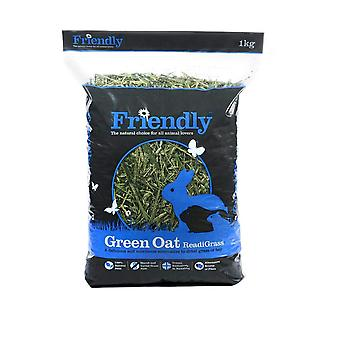 Friendly Green Oat Readigrass Small Pet Food