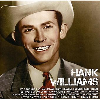 Hank Williams - Icon [CD] USA import