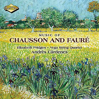 Music Of Chausson & Faure [CD] USA import