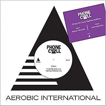 Phone Call - I'Ll Get My Coat [Vinyl] USA import