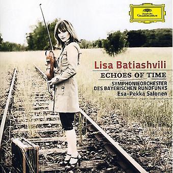 Lisa Batiashvili - Echoes of Time [CD] USA import