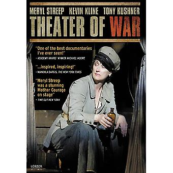 Theater of War [DVD] USA import