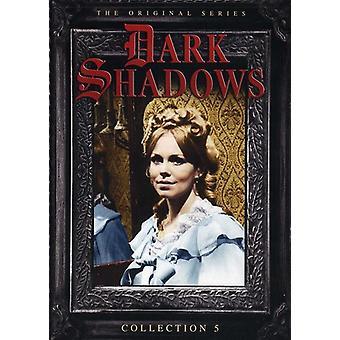 Dark Shadows - Dark Shadows: Dvd Collection 5 [4 Discs] [DVD] USA import