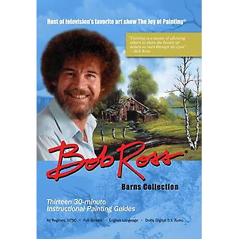 Bob Ross - Joy of Painting-Barns Collection [DVD] USA import