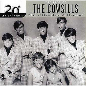 Cowsills - Millennium Collection-20th Century Masters [CD] USA import