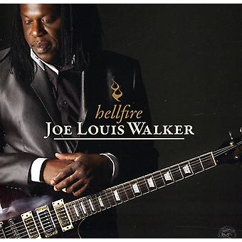 Joe Louis Walker - Hellfire [CD] USA import