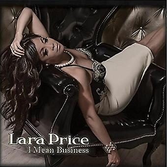 Lara Price - I Mean Business [CD] USA import