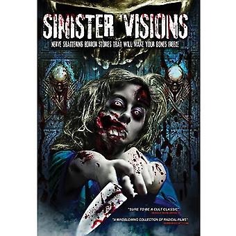 Sinister Visions [DVD] USA import