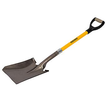 Roughneck Square Shovel 36in D Handle ROU68146