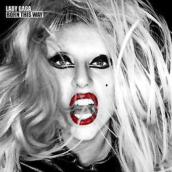 Lady Gaga - Born This Way [CD] USA import