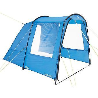 Hi-Gear Aura 3 Tente Porche Bleu