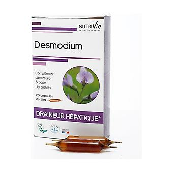 Bulbs - Desmodium 20 units of 15ml