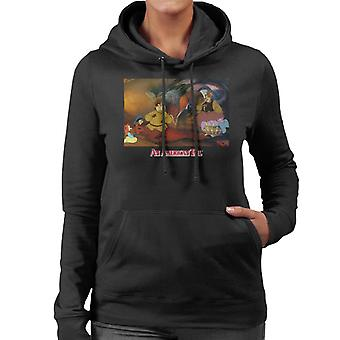 An American Tail Papa Tells A Story Women's Hooded Sweatshirt