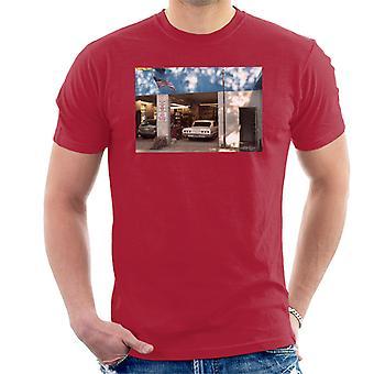 Chevrolet Impala on autonosia ostoksia Miesten t-paita