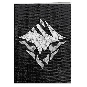 Dauntless Light Emblem Greeting Card