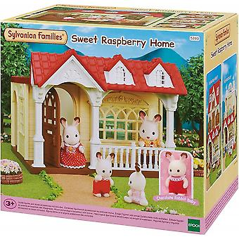 Sylvanian Families - Sweet Raspberry Home - 5393