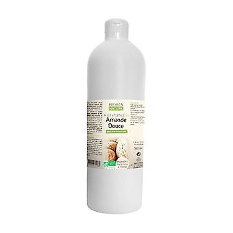 Virgin Vegetable Oil - Organic Sweet Almond 500 ml