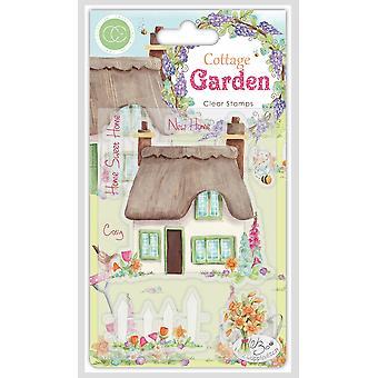 Craft Consortium Cottage Garden Stamps