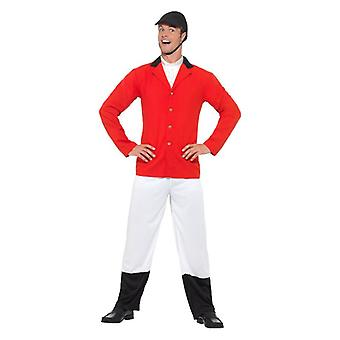Mens The Huntsman Fancy Dress Costume