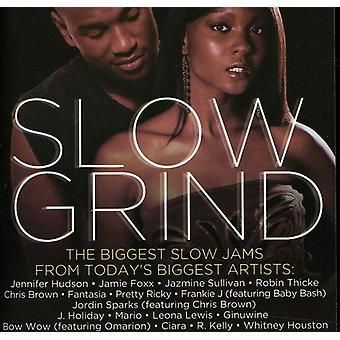 Slow Grind - Slow Grind [CD] USA import