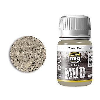 Ammo by Mig Heavy Mud - Turned Earth