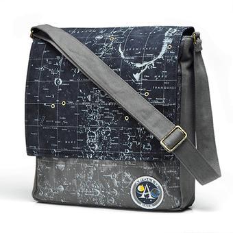Mini Messenger Bag - NASA - Apollo New Licensed NASO519