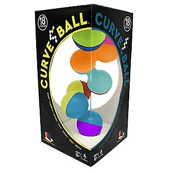 Ceaco Brainwright Curve Ball Twist. Click. Rotate. Turn. Swivel 8314