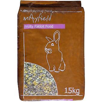 Mayfield Kaninchen Fruchtig - 15kg