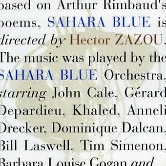 Hector Zazou - Sahara Blue [CD] USA import