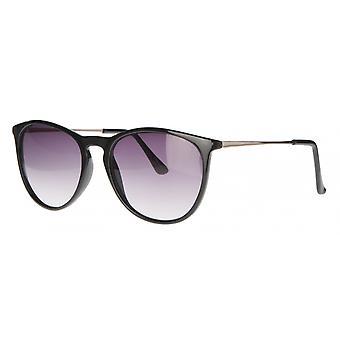 نظارات شمسية Unisex Cat.2 الدخان الأسود / الأرجواني (& نقلا عن amu19200i & نقلا عن))