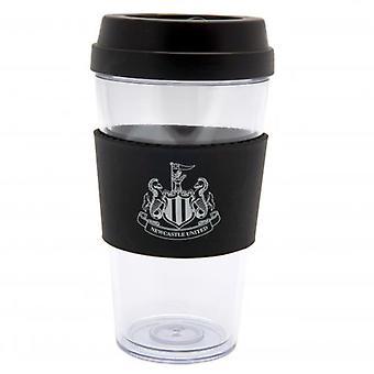 Newcastle United Clear Grip Travel Mug
