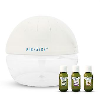 PureAire Basic & 3x30ml Autumn Essence Pack