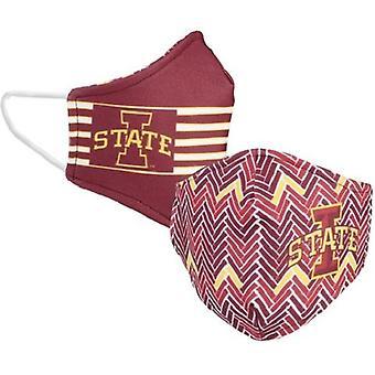 Iowa State Cyclones NCAA Desden Masque facial réversible