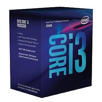 Intel BX80684I38300 Core i3-8300 Processor [LGA1151, 3,1 Ghz, Quad Core, 8 MB, 8GT, HD630, 62W]