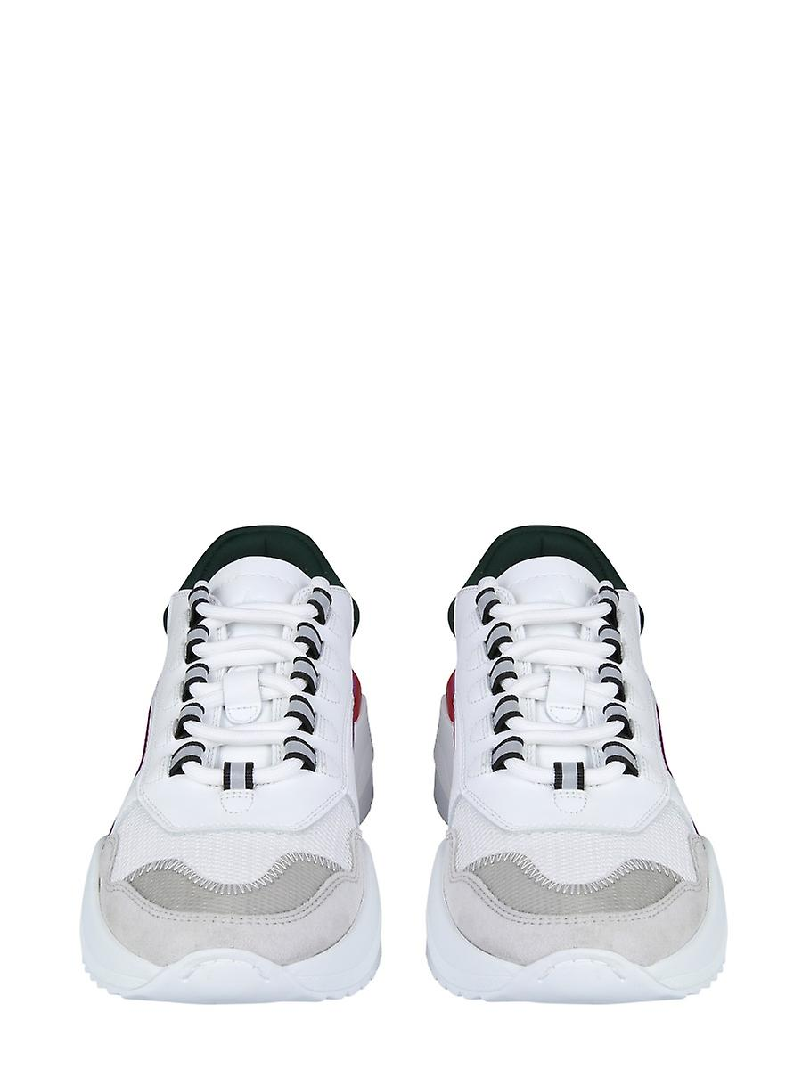 Dsquared2 Snw010401502113m1880 Women's White Leather Sneakers