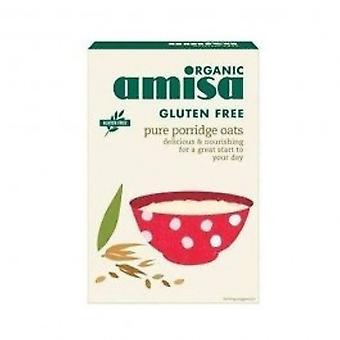 Amisa - Org G/F Porridge Oats 325g