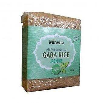 Minvita - GABA Rice Jasmine Gree 500g