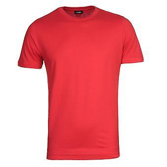 Diesel Magliette Red T-Shirt