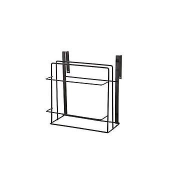 Kitchen Cabinet Wall Hanging Rack Chopping Board Wrought Iron Towel Rack Storage