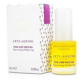 Anti-Ageing Fine Line Face Oil 15ml or 0.5oz