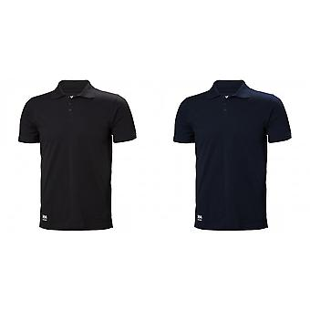 Helly Hansen Mens Manchester Polo Maillot