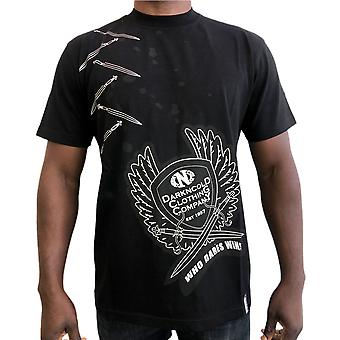 Darkncold Who Dares Wins Shield T-shirt