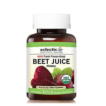 Eclectic Institute Inc Jus de betterave, 90 Grammes