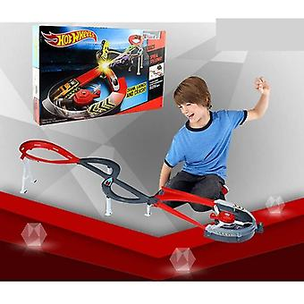 Spiral Speedway Track Model Cars Toys Classic Educational -best Birthday